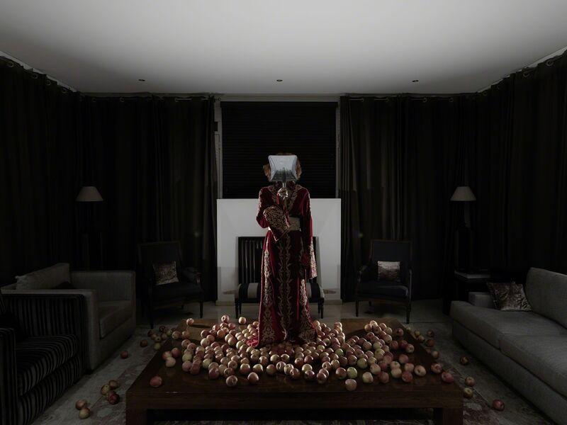 Amina Benbouchta, 'Rabbit hole 05', 2012, Photography, C-print on Hahnemühle Fine Art Baryta, Sabrina Amrani