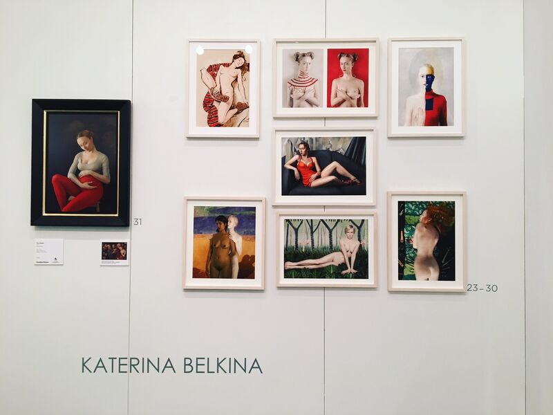 Katerina Belkina, 'For Gauguin', 2008, Photography, Archival Pigment Print on Hahnemühle Museum Etching, Faur Zsofi Gallery