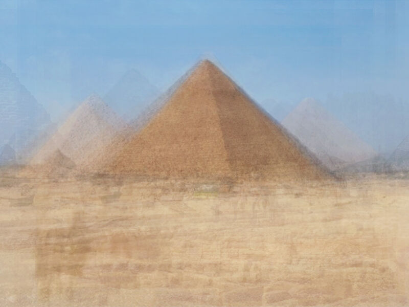Corinne Vionnet, 'Al-Gizah', 2006, Photography, Archival Pigment Print, Danziger Gallery
