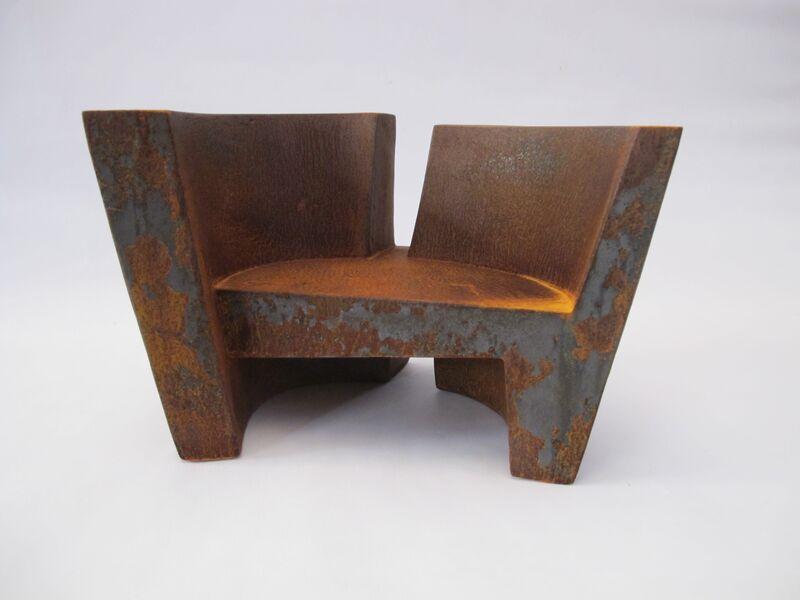Alberto Udaeta, 'SHADOW OF IRON. 870', 2018, Sculpture, Cast Iron, PIGMENT GALLERY
