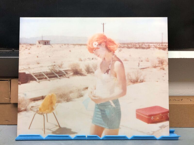 Stefanie Schneider, 'Untitled - Stage of Consciousness (29 Palms, CA) ', 2007, Photography, Analog C-Print, hand-printed by the artist on Fuji Crystal Archive Paper, based on a Polaroid, mounted on Aluminum with matte UV-Protection, Instantdreams