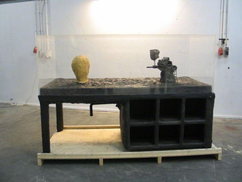 Nacho Carbonell, 'Panta Rei', Installation, Galleria Rossana Orlandi