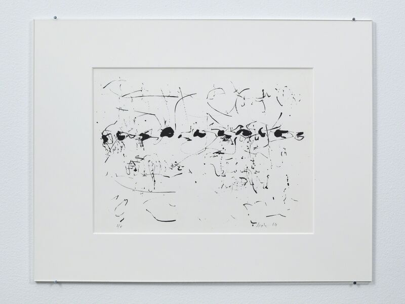 Manfred Mohr, 'Untitled', 1964, Print, Lithography on paper, bitforms gallery