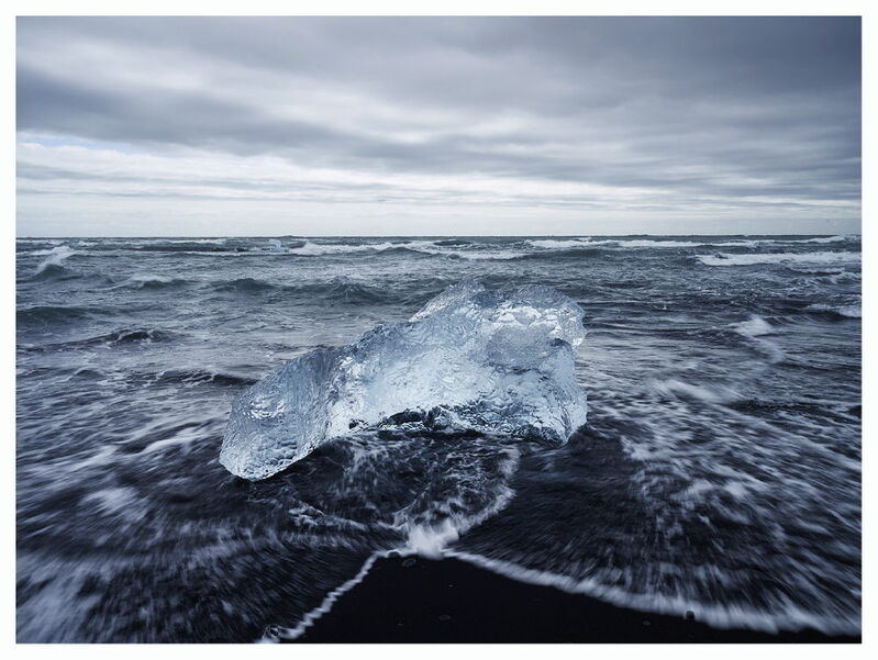 Mikael LAFONTAN, 'Islande Jokulsarlon 15', 2013, Photography, Lambda print on dibon, K + Y Gallery