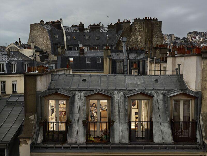 Gail Albert Halaban, 'Bis Rue de Douai, Pairs, 9E, Le 19 Mai', 2013, Photography, Archival pigment print, Jackson Fine Art