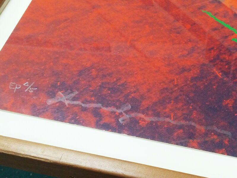 Andy Warhol, 'ENDANGERED SPECIES: SIBERIAN TIGER FS II.297', 1983, Print, SCREENPRINT ON LENOX MUSEUM BOARD, Gallery Art