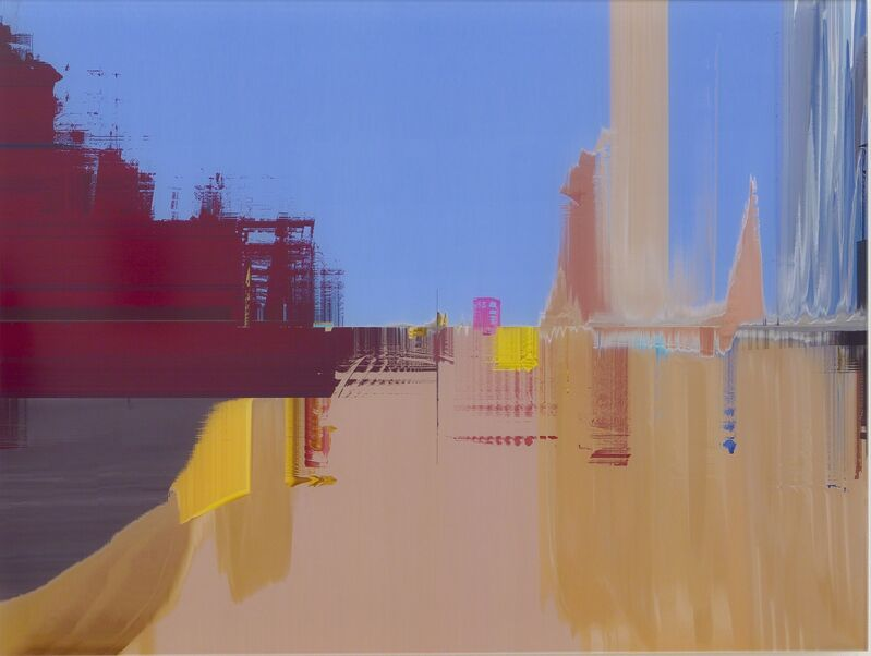 Rory Donaldson, 'Shared Roadway Ahead : ACME', 2011, Print, Digital photograph, Winkleman Gallery