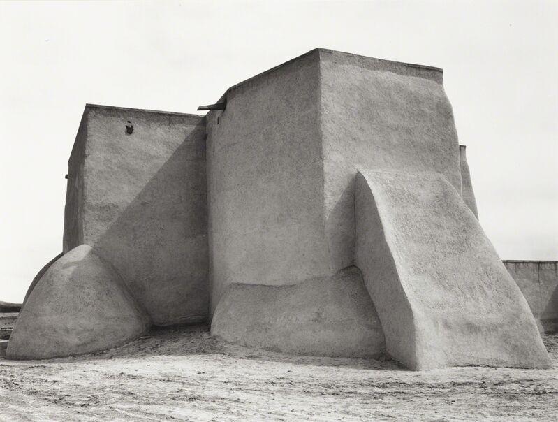 Ansel Adams, ''St. Francis Church, Rancho de Taos, New Mexico'', Photography, Sotheby's