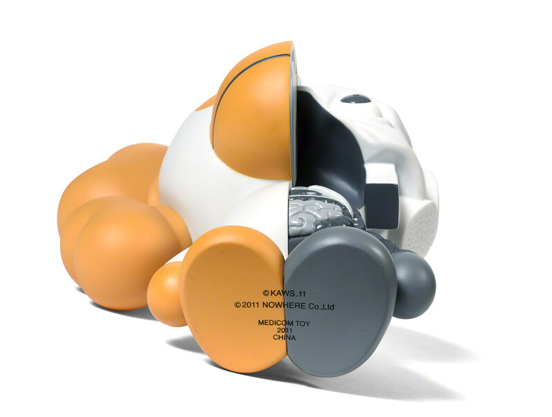 KAWS, 'DISSECTED MILO (Grey)', 2011, Sculpture, Painted cast vinyl, DIGARD AUCTION