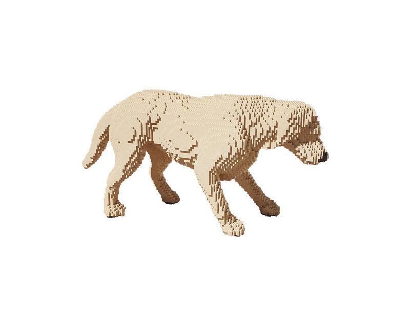 Nathan Sawaya, 'Dog', 2012, Sculpture, LEGO bricks and glue, Avant Gallery