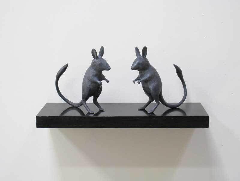 Mark Calderon, 'MC10x7', 2009, Sculpture, Cast lead, Nancy Hoffman Gallery