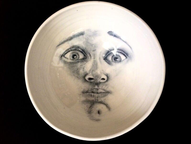 Terry Cervantes, 'Lunatopia', 2016-2017, Sculpture, Ceramic, Lancaster Museum of Art and History