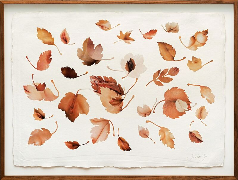 Jonathan Yeo, 'Myatt's Field Park', 2013, Drawing, Collage or other Work on Paper, Collage on paper, framed, Circle Culture