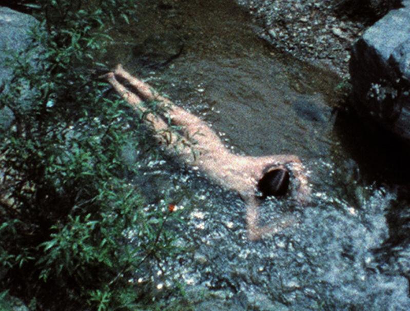 Ana Mendieta | Creek (1974) | Artsy