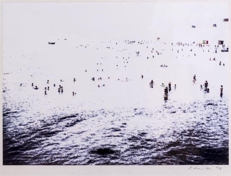 Richard Hamilton, 'Bathers (b) (Lullin 74)', 1969, Print, Dye-transfer print mounted onto thick card, Forum Auctions