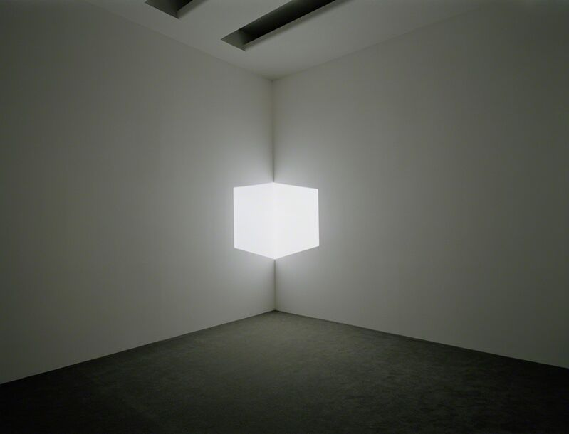 James Turrell, 'Afrum I (White)', 1967, Projected light, dimensions variable, Guggenheim Museum