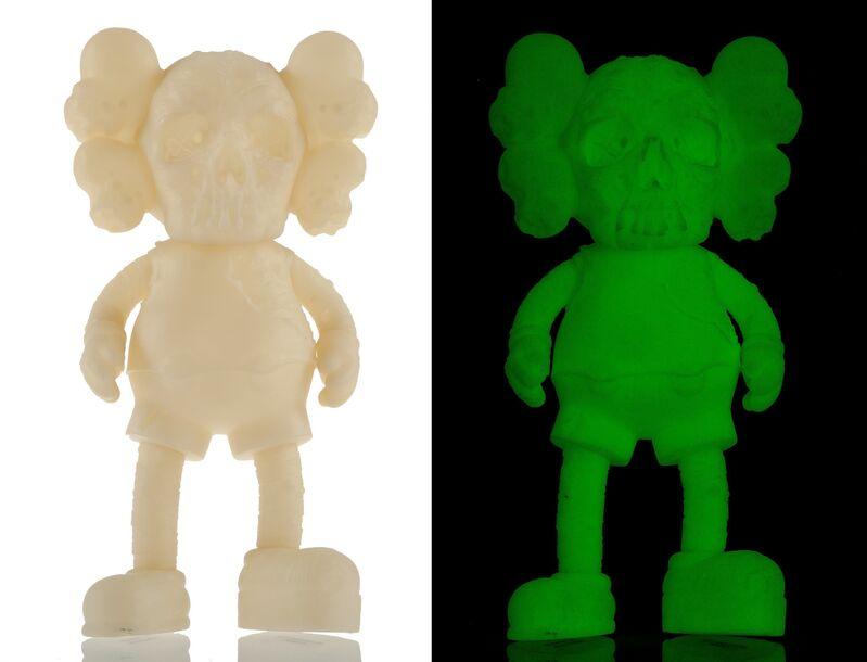 KAWS, 'Companion (Glow in the Dark)', 2005, Sculpture, Cast vinyl, Heritage Auctions