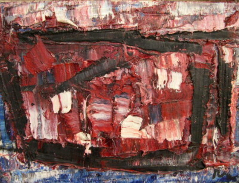 Jean-Paul Riopelle, 'Nouvelle Impression', 1970, Painting, Oil on canvas, Galerie Claude Lafitte