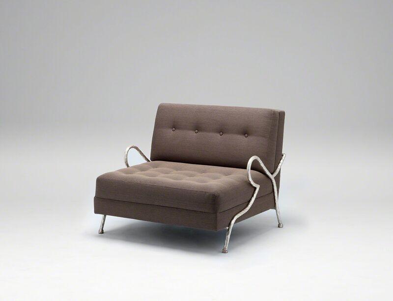 Elizabeth Garouste and Mattia Bonetti, 'Chair 'Brisee'', 1994, Design/Decorative Art, Fer forgé, gilded, David Gill Gallery