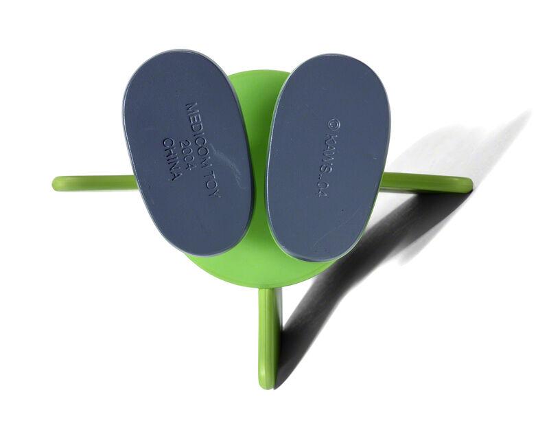 KAWS, 'BLITZ (Green)', 2004, Sculpture, Painted cast vinyl, DIGARD AUCTION