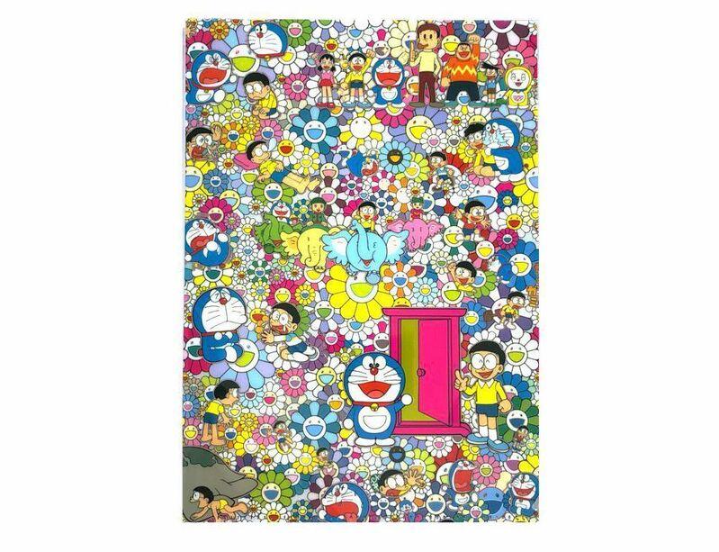 Takashi Murakami, 'TAKASHI MURAKAMI x Doraemon A4 File', 2019, Design/Decorative Art, Plastic, Curator Style