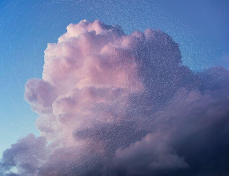Trevor Paglen, 'Cloud #246, Hough Circle Formation', 2019, Photography, Dye sublimation print, MCASD Benefit Auction