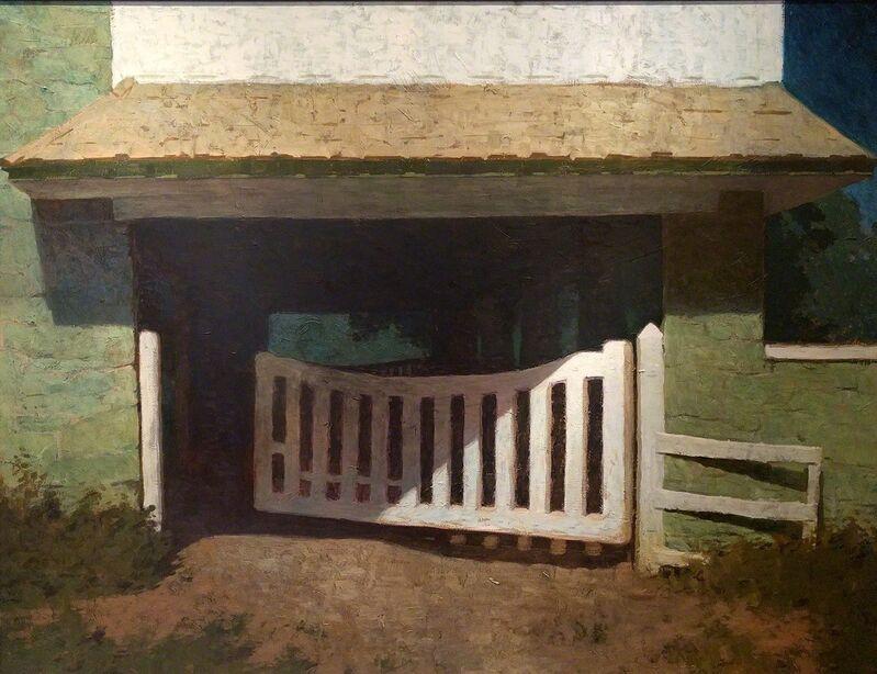Jon Redmond, 'Swayback', 2000, Painting, Oil on canvas, Somerville Manning Gallery