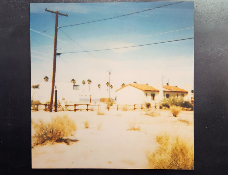 Stefanie Schneider, '29 Palms (29 Palms, CA)', 1999, Photography, Analog C-Print, hand-printed by the artist on Fuji Crystal archive paper, mounted on Aluminum with matte UV-protection, based on an expired Polaroid., Instantdreams