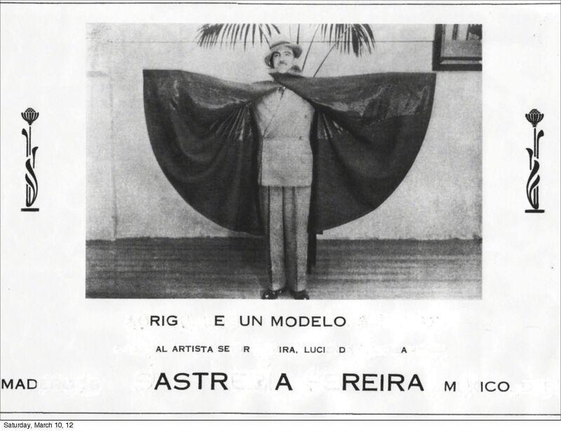 Pablo Helguera, 'Rig e un modelo...', 2012, Mixed Media, Impresión digital sobre tela y acrilico blanco, Galeria Enrique Guerrero
