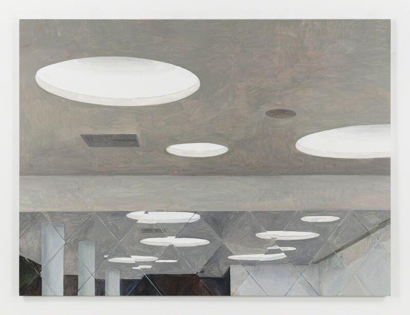 Jorge Macchi, 'False Ceiling ', 2016, Painting, Oil on canvas, Alexander and Bonin