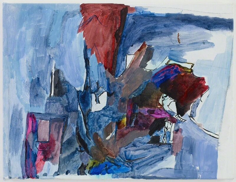 Varda Caivano, 'Untitled', 2013, Painting, Oil on canvas, Tomio Koyama Gallery