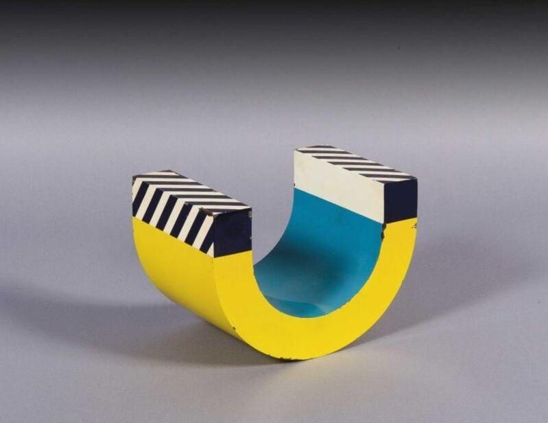 Kumi Sugaï, 'U', 1970, Sculpture, Metal sculpture, Samhart Gallery