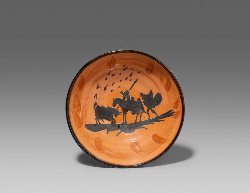 Pablo Picasso, 'Picador', 1953, Design/Decorative Art, Red earthenware clay, polychromed and partially glazed, Van Ham