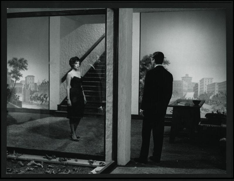 Michelangelo Antonioni, 'La Notte (film still with Monica Vitti & Marcello Mastroianni)', 1961, Video/Film/Animation, EYE Filmmuseum Amsterdam