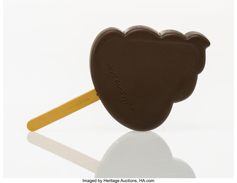 KAWS, 'Warm Regards Bar (Brown)', 2008, Other, Painted cast vinyl, Heritage Auctions