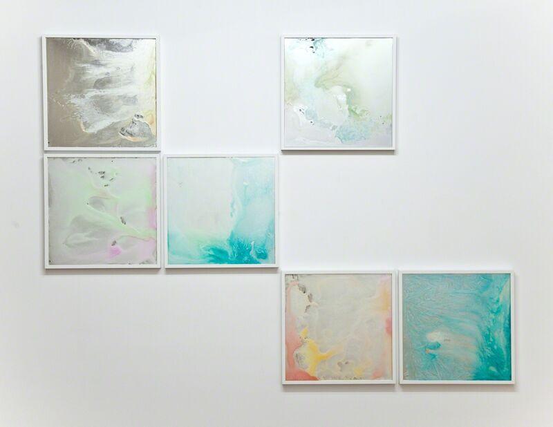 Alex Da Corte, 'Mirage', 2012, Painting, Mirros, shampoo, The Still House Group