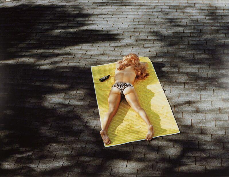 Alex Prager, 'Crystal from Polyester', 2007, Photography, Chromogenic print., Phillips