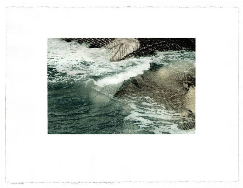 Dorothy Cross, 'Tear iii', 2009, Print, Intaglio, Stoney Road Press
