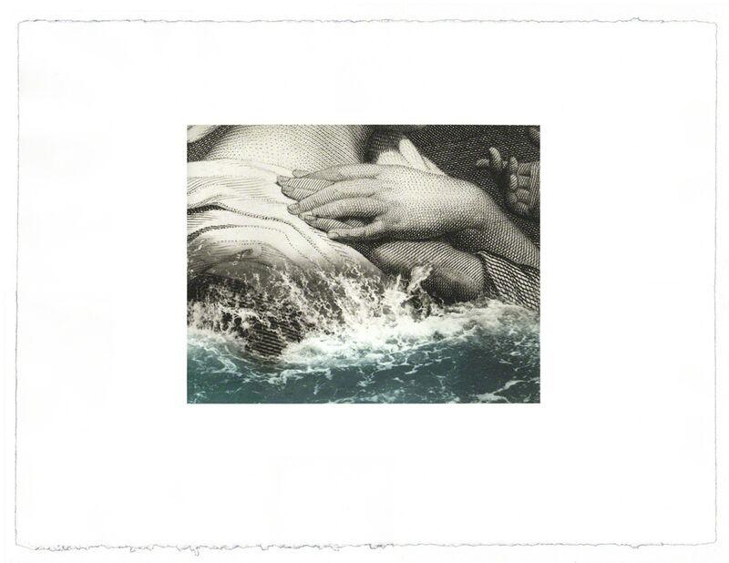 Dorothy Cross, 'Tear i', 2009, Print, Intaglio, Stoney Road Press