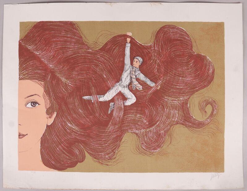 Volety, 'Out of my Hair', 1970, Print, Silkscreen, Puccio Fine Art