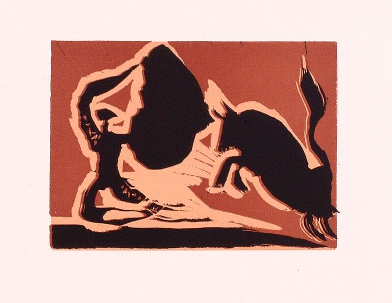 Pablo Picasso, 'Farol', 1959, Print, Linocut printed in colours, Frederick Mulder