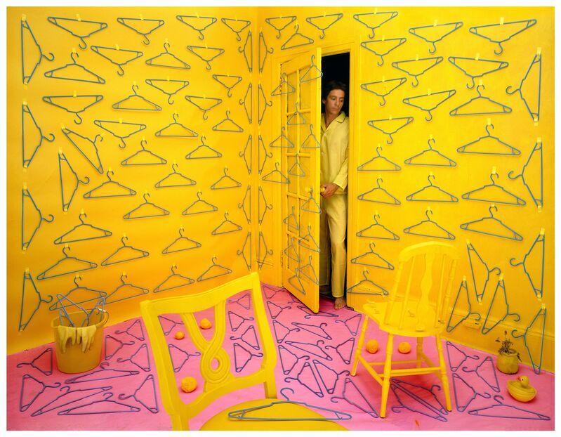 Sandy Skoglund, 'Hangers', 1979, Photography, Archival pigmented inkjet print, RYAN LEE