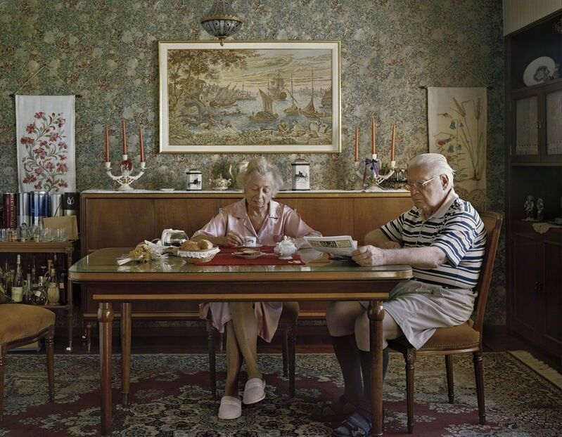 Yolanda del Amo, 'Edith, Juan', 2007, Photography, Archival inkjet print, Light Work