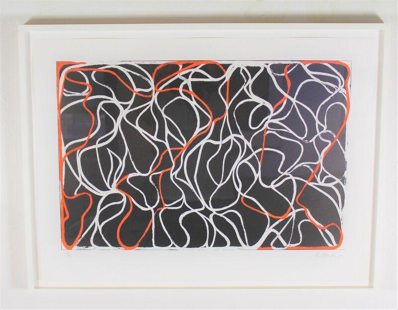 Brice Marden, 'Richard's Muse', 2001, Print, Color Lithograph, Hal Katzen Gallery