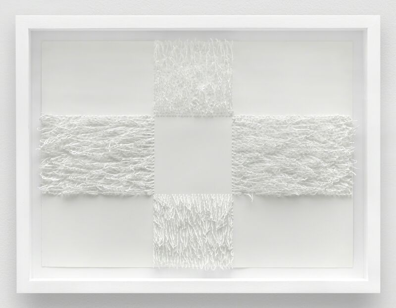 Lars Christensen, 'Untitled (10560)', 2010, Painting, Acrylic on paper, Anne Mosseri-Marlio Galerie