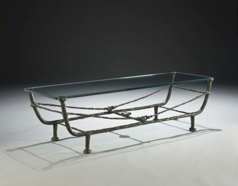 Diego Giacometti, 'Berceaucoffer table', ca. 1968, Design/Decorative Art, Bronze, Jean-David Botella
