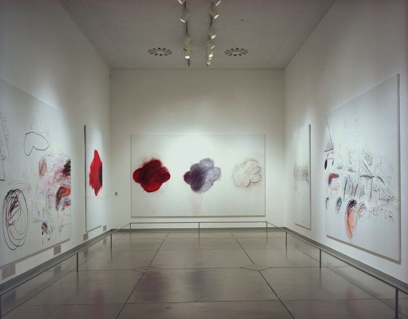 Cy Twombly, 'Fifty Days at Iliam', 1978, Painting, Philadelphia Museum of Art