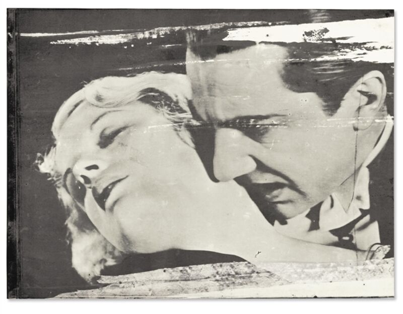Andy Warhol, 'The Kiss (Bela Lugosi)', Silkscreen inks on paper, handprinted by the artist, Christie's