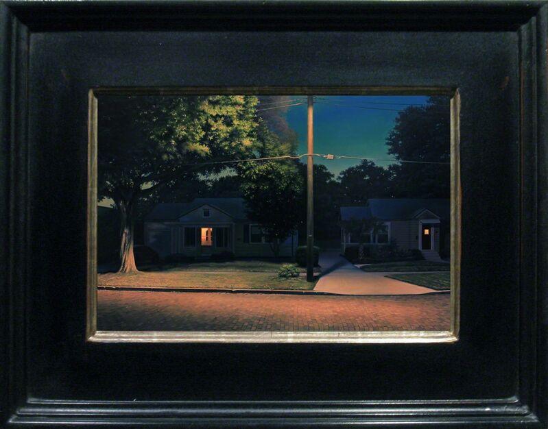 Matthew Cornell, 'Halcyon Days', 2015, Painting, Oil on panel, ARCADIA CONTEMPORARY