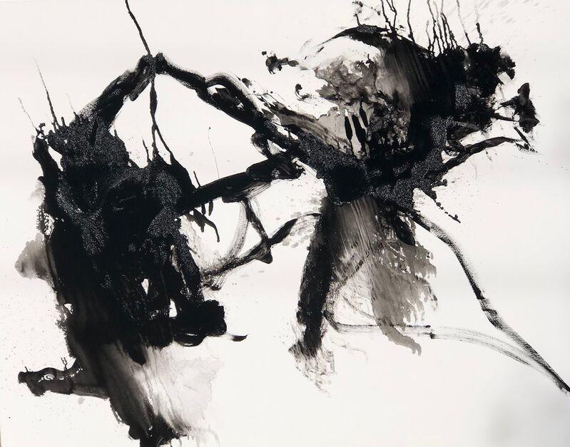 Andres Waissman, 'Los orilleros', 2010, Painting, Acrylic and enamel on canvas, Gachi Prieto